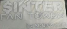 $INTER FAN TOKEN by SOCIOS COM 2021/22 In Milan Home Jersey 国米主场胸前广告