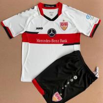 2021/22 Stuttgart Home White Kids Soccer Jersey