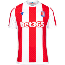 2021/22 Stoke City Home Fans Soccer Jersey