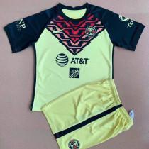 2021/22 Club America Home Kids Soccer Jersey