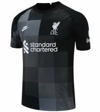 2021/22 LFC Black GK Soccer Jersey