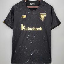 2021/22 Bilbao Athletic Black GK Soccer Jersey