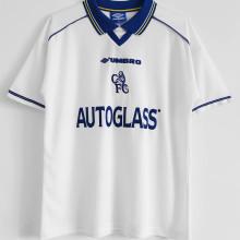 1998/2000 CFC Away White Retro Soccer Jersey
