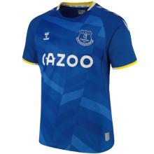2021/22 Everton Home Blue Fans Soccer Jersey