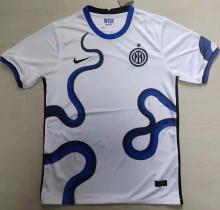2021/22 In Milan Away White Fans Soccer Jersey