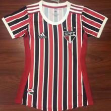 2021/22 Sao Paulo Away Women Soccer Jersey