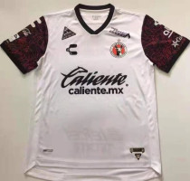 2021/22 Tijuana Away White Fans Soccer Jersey