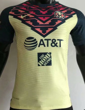 2021/22 CA  Home Yellow Player Soccer Jersey