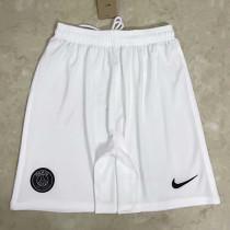 2021/22 PSG Away White Shorts Pants