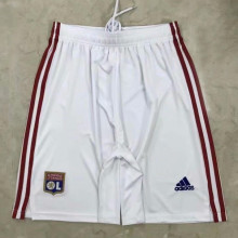 2021/22 Lyon Home White Shorts Pants