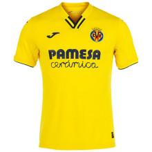 2021/22 Villarrea Home Yellow Fans Soccer Jersey