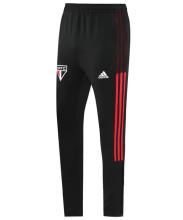 2021/22 Sao Paulo Black Sports Trousers