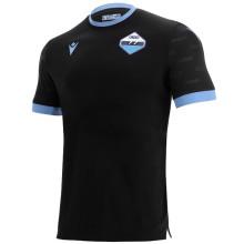 2021/22 Lazio Third Black Fans Soccer Jersey