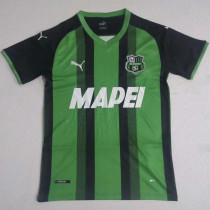 2021/22 Sassuolo Home Fans Soccer Jersey