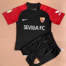 2021/22 Sevilla Third Kids Soccer Jersey