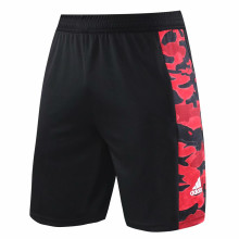 2021/22 Man Utd Black Training Shorts Pants曼联