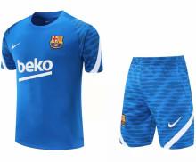 2021/22 BA Blue Short Training Jersey