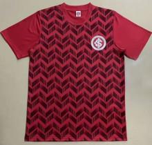 2021/22 Internacional Red Training Jersey