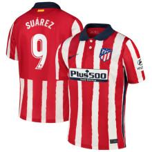 Suárez # 9 ATM 1:1 Quality Home Fans Jersey 2021/22 (League Font)