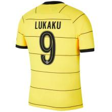 LUKAKU #9 CFC  Away 1:1 Quality Fans Jersey 2021/22 (UCL Font 欧冠字体)