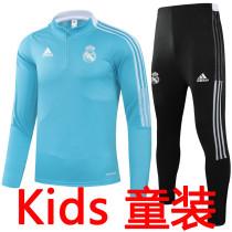 2021/22 RM Sky Blue Kids Sweater Tracksuit