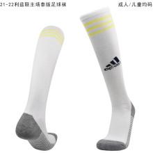 2021/22 Leeds Utd Home White Sock