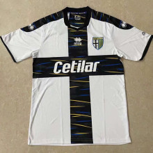 2021/22 Parma Home White Soccer Jersey