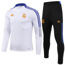 2021/22 RM White Sweater Tracksuit