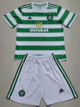 2021/22 Celtic Home Kids Soccer Jersey