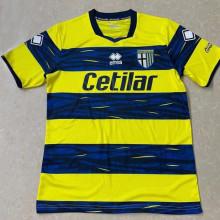 2021/22 Parma Away Yellow Soccer Jersey