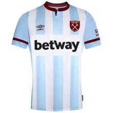 2021/22 West Ham Away Fans Soccer Jersey
