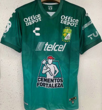 2021/22 Leon Home Green Fans Soccer Jersey
