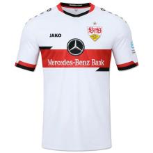 2021/22 VFB Stuttgart Home White Fans Soccer Jersey