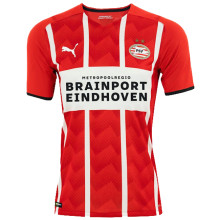2021/22 PSV Home Red Fans Soccer Jersey