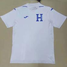 2021/22 Honduras Home White Fans Soccer Jersey