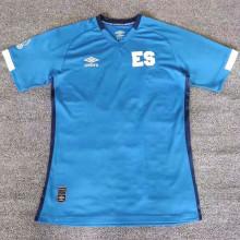 2021/22 EL Salvador Blue Fans Soccer Jersey