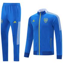 2021/22 Boca Blue Jacket Suit