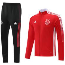 2021/22 AJAX Red Jacket Suit