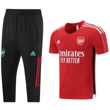 2021/22 ARS Red Training Short Tracksuit (LH 短裤套装)
