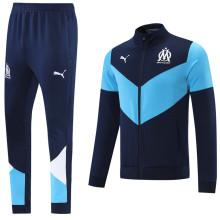 2021/22 Marseille Royal Blue Jacket Suit