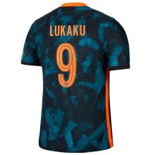 LUKAKU #9 CFC Third Fans Jersey 2021/22(UCL Font 欧冠字体)