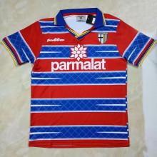 1998-1999 Parma Away Retro Soccer Jersey