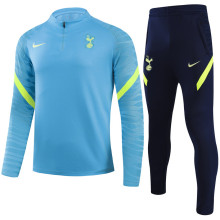 2021/22 TH FC Blue Sweater Tracksuit