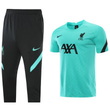 2021/22 LFC Green Training Short Tracksuit (LH 短裤套装)