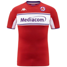 2021/22 Fiorentina Fourth Red Fans Soccer Jersey