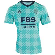 2021/22 Leicester City Away Fans Soccer Jersey