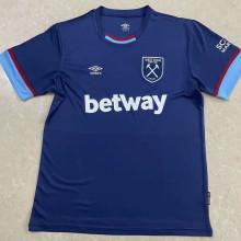 2021/22 West Ham Third Fans Soccer Jersey