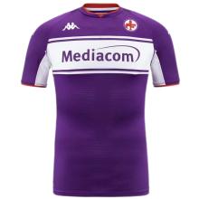 2021/22 Fiorentina Home Purple Fans Soccer Jersey