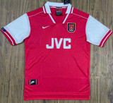 1996/97 ARS Home Red Retro Soccer Jersey