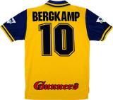 1996/97 ARS Away Yellow Retro Soccer Jersey
